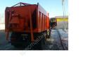 Пескоразбрасывающее оборудование на КамАЗ, МАЗ, Урал