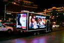 Светодиодный экран для фур и грузовиков