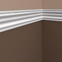 СКИДКИ! 100мм*21*2000 мм Полиуретановый молдинг Европласт 1.51.373