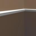СКИДКИ! 41мм*20*2000 мм Полиуретановый молдинг Европласт 1.51.375
