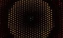 Светодиодный занавес с управлением DMX или SD карты 6х4 метра, Шаг пикселя 20 см