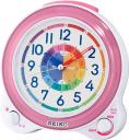 Будильник Seiko Clock QHK041PN. Коллекция Будильник