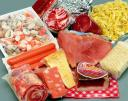 Вакуумный упаковщик HENKELMAN MARLIN 46 для упаковки мяса, рыбы, птицы сыров