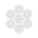 Грозотрос ГОСТ 3064-80 д.4,2