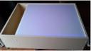 Планшет для рисования песком с белой подсветкой 50*30см