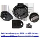 Машина для ультразвуковой сварки модели USP COMPACT (500 Watt – 36 kHz)