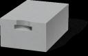 Стройкомплекс 625х250х100 плотность D500 прочность B2.5
