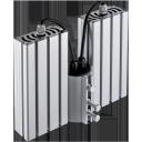 Уличный консольный (LED) светильник 64Вт 4000К IP67 8960Лм (VRN-UNE-64D-G40K67-K)