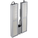 Уличный консольный светодиодный светильник двойной 192Вт 4000К IP67 26880Лм (VRN-UNE-192D-G40K67-K)