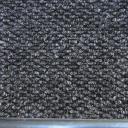 Грязезащитный ворсовый ковер «Nova Nop» черный