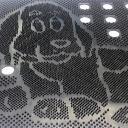 Входной резиновый коврик Dog