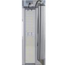 Уличный консольный светодиодный светильник двойной 160Вт 4000К IP67 22400Лм (VRN-UNE-160D-G40K67-K90)
