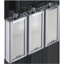Уличный консольный светодиодный светильник 96Вт 4000К IP67 13440Лм (VRN-UNE-96T-G40K67-K)
