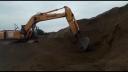 Песок речной сеянный на стяжку