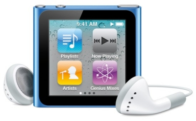 MP3-плеер Apple iPod nano 8GB Blue