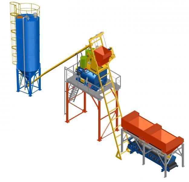 бетонный завод рифей бетон 20