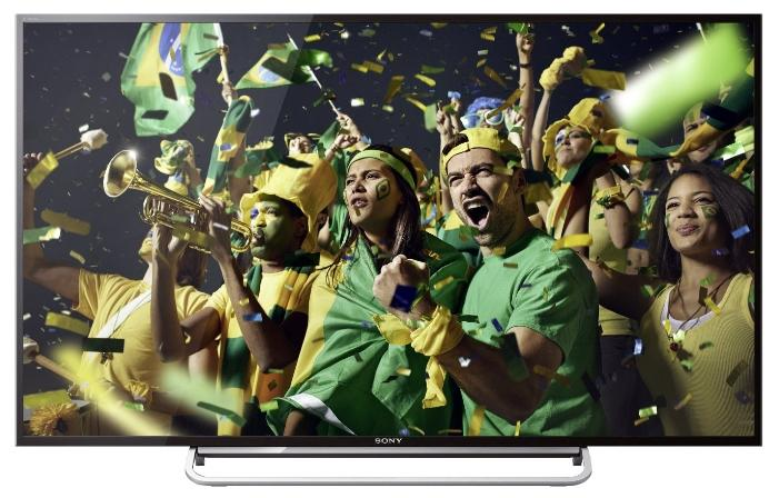 "ЖК телевизор 46"" Sony KDL-48W605B black/ grey LED"
