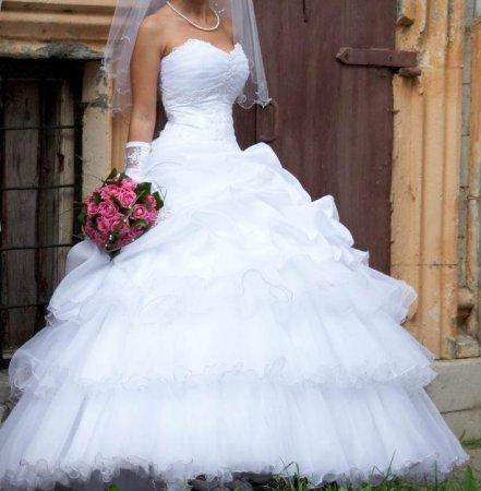 Свадебные Платья 38 40 Размера