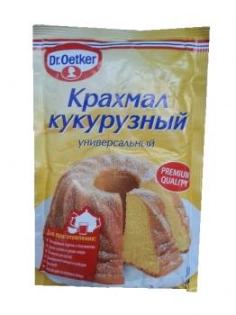 Кукурузный крахмал в продуктах при диете