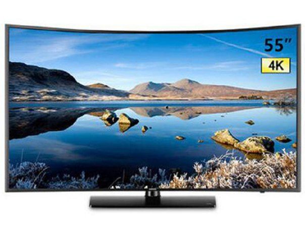 Smart TV, 4K, Samsung UA55KUC31