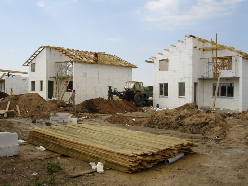 строительство на селе